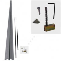 SteelTraK Glass Cutting Kit